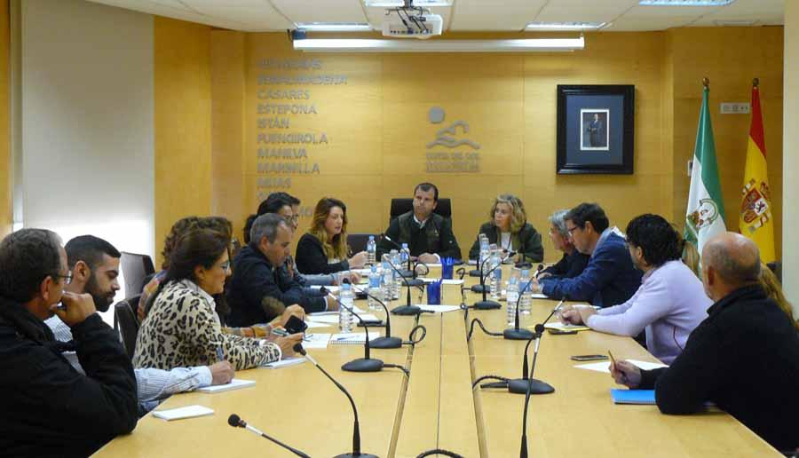 Mancomunidad Mancomunidad La Mancomunidad pone en marcha el Plan de Playas para 2017