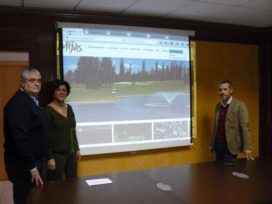 Mancomunidad Mancomunidad La Mancomunidad financia el nuevo portal web turístico de  Mijas