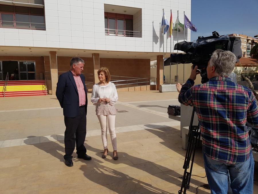 """Actualidad Noticias Oña y Nozal acusan al alcalde de Mijas de """"mentir"""" sobre el adelanto de 4 millones de euros para la construcción del Hospital"""