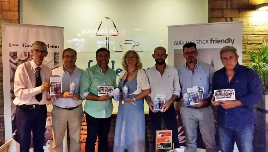 Turismo Turismo Torremolinos acoge las presentaciones de las guías del Turismo Gastronómico y del Turismo Friendly de Málaga y provincia