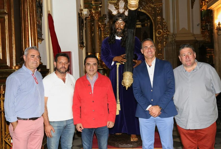 Cultura Cultura El pintor Antonio Montiel designado autor del cartel de la Semana Santa de Marbella 2019