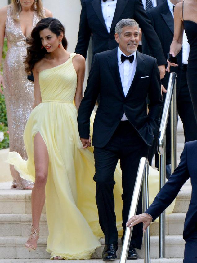 Moda Moda Mujer Duelo de estilo: Amal Clooney vs Julia Roberts en su 1ª puesta de largo en La Croisette