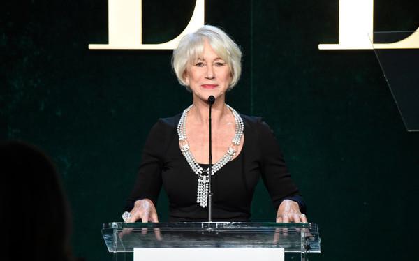 Mujer Mujer Cómo ser 'la mujer más asquerosa' del mundo según Helen Mirren