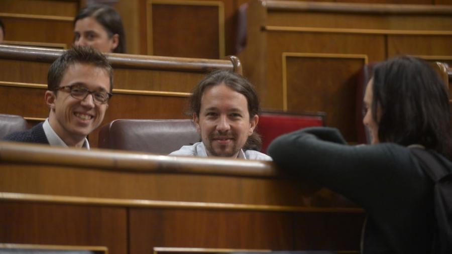 _old Vergonzoso Podemos no saludará a los Reyes en la apertura solemne de la legislatura