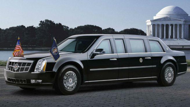 Motor Motor La Bestia: así es el nuevo coche presidencial de Donald Trump