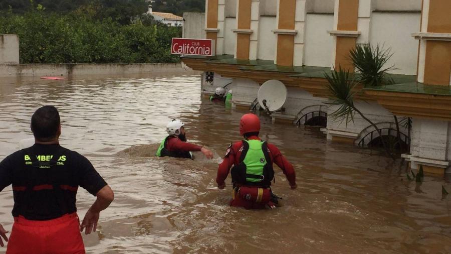 Malaga Malaga Detenido el dueño del club donde falleció la joven rumana en las inundaciones de Málaga