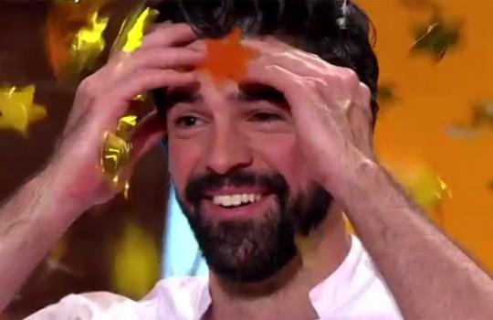 Restaurantes Restaurantes Miguel Ángel Muñoz se 'aÚPA' hasta la victoria de 'MasterChef Celebrity'