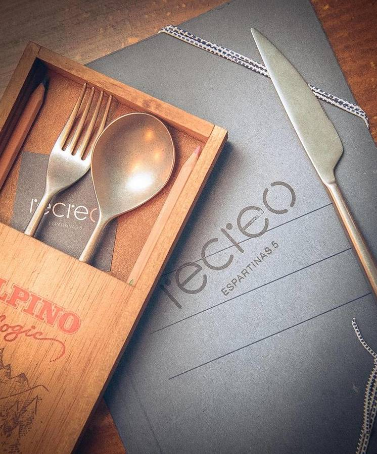Restaurantes Restaurantes Recreo: un ejemplo de alta cocina tabernaria