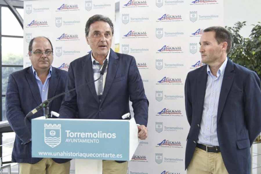 Torremolinos Torremolinos José Ortiz calla que Torremolinos tiene el recibo del agua más cara de toda España ¿por qué será?