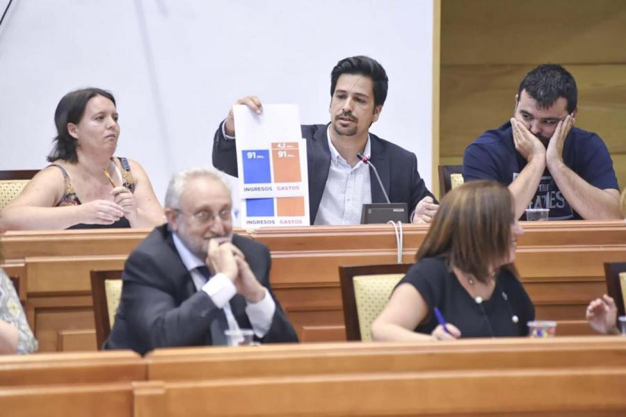 """Torremolinos Torremolinos CSSP espera que los Presupuestos de Maribel Tocón sean más """"realistas""""  que los de su antecesor."""