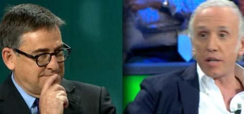 Actualidad Noticias El economista Juan Torres abandona en directo el programa de TV 'La Sexta Noche' por las mentiras del periodista Eduardo Inda