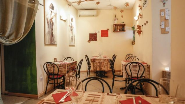 Restaurantes Restaurantes Restaurantes pequeños, de barrio, tradicionalistas