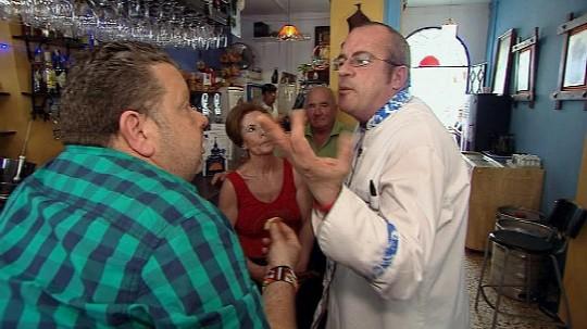Restaurantes Restaurantes ¿Es Chicote el culpable de las desgracias de unos malos restaurantes?