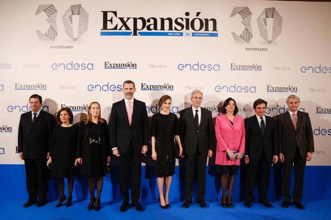 "España España Felipe VI: ""España necesita medios libres, sólidos y rentables"""