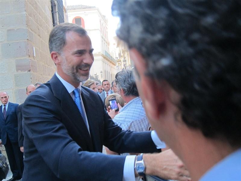 Málaga Málaga El Rey Felipe VI inaugura este miércoles en la capital el Foro Transfiere y conocerá el Museo de Málaga