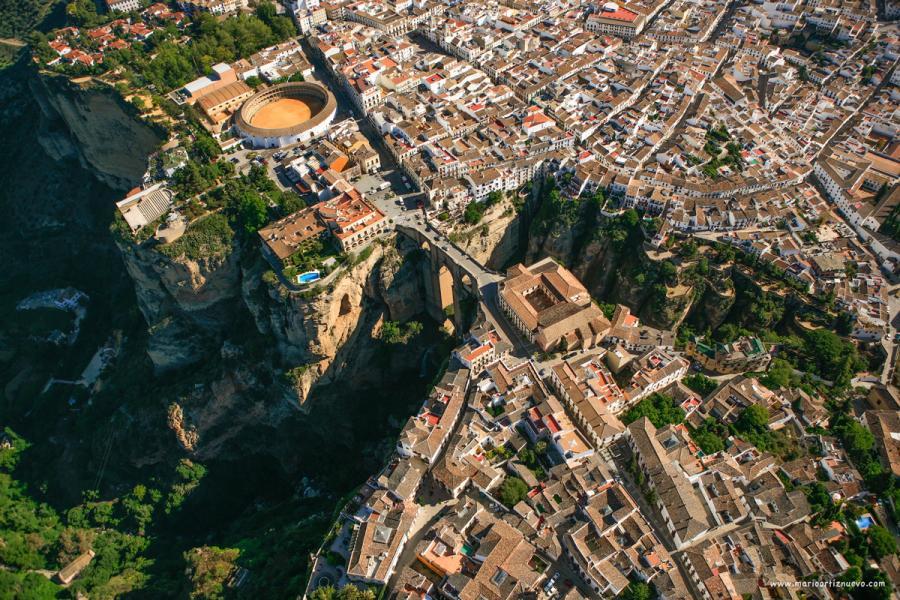 Andalucía Andalucía Andalucía como nunca la habías visto a través de 37 enigmáticas fotos aéreas