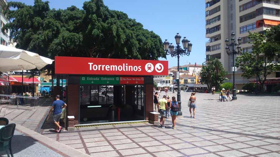 Torremolinos Torremolinos Podemos pregunta en el Congreso de los Diputados por la remodelación de la estación de tren de La Nogalera