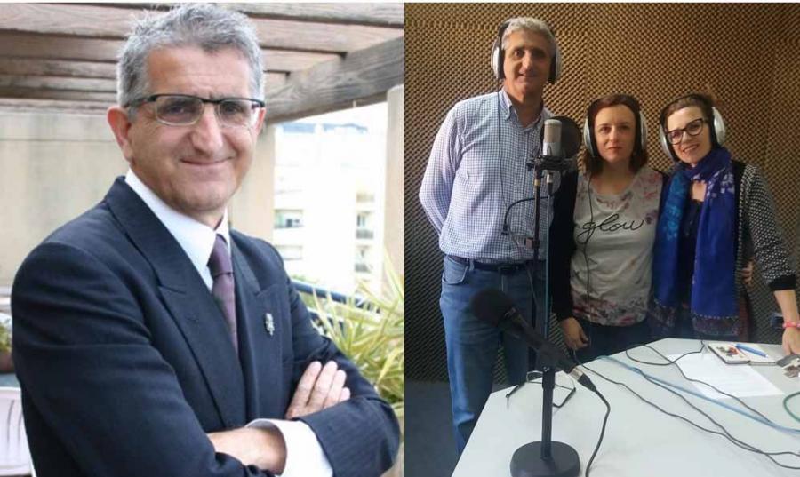 Torremolinos Torremolinos El periodista y profesor asociado de la UMA, Juan Tomás Luengo, será el nuevo Director-Gerente de Torremolinos Televisión