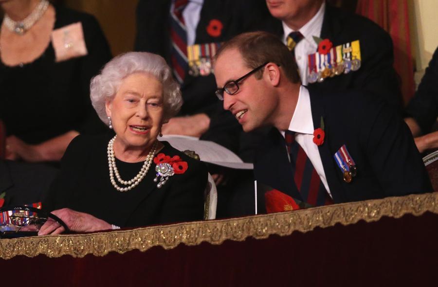 Actualidad Noticias El adorable apodo con el que el príncipe William llama Isabel II