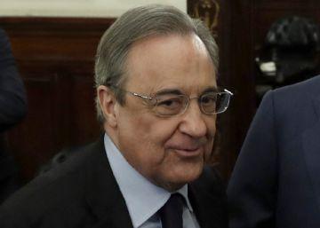 Deportes Deportes El Madrid, su feo tifo y su más feo palco