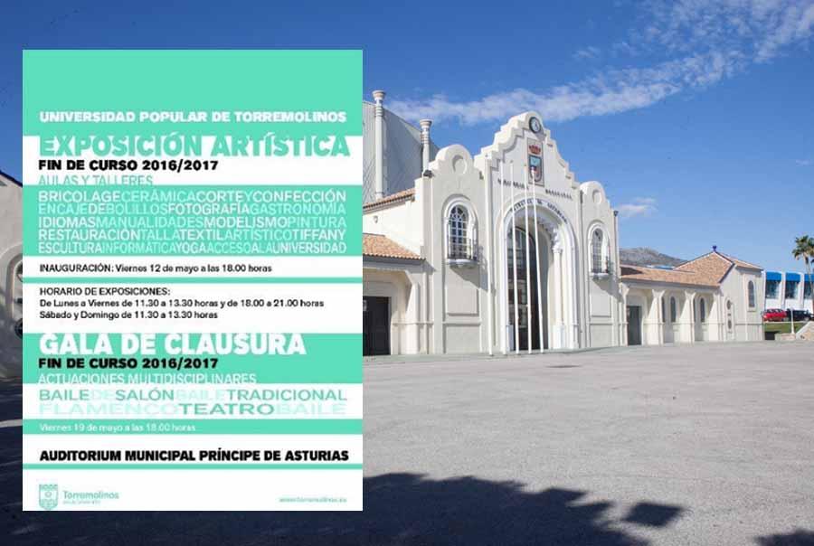 Torremolinos Torremolinos Descontento de los alumnos de la Universidad Popular de Torremolinos