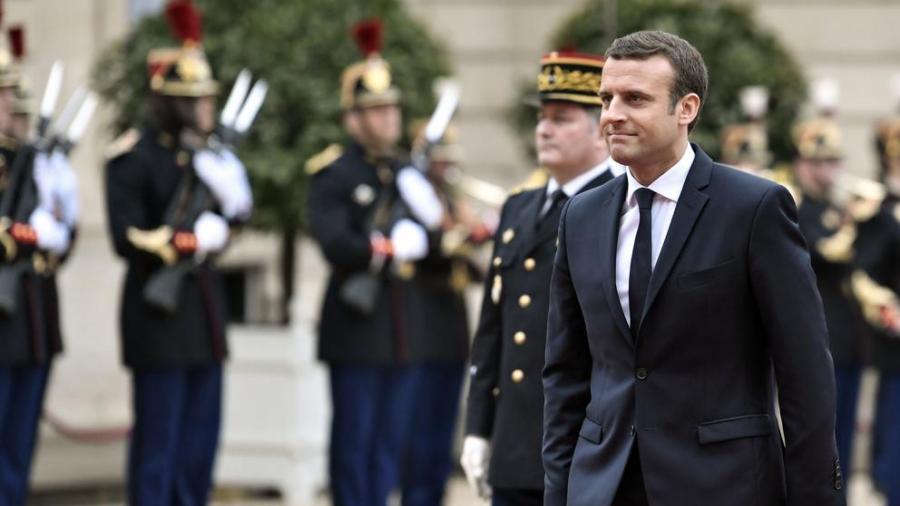 Actualidad Noticias Macron, nuevo presidente de Francia