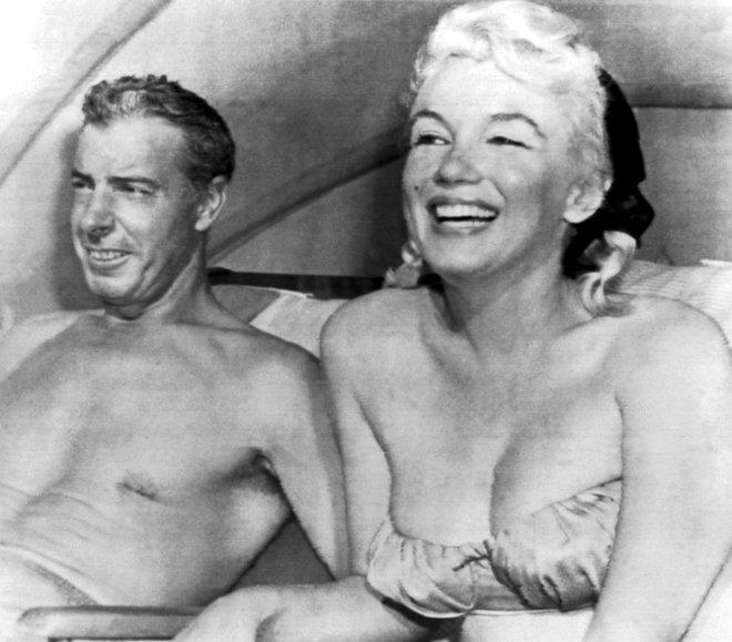 Actualidad Noticias La apasionante vida sexual de Marilyn Monroe y Joe DiMaggio