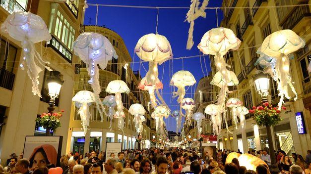 Málaga Málaga LA NOCHE EN BLANCO MÁLAGA: 20 DE MAYO