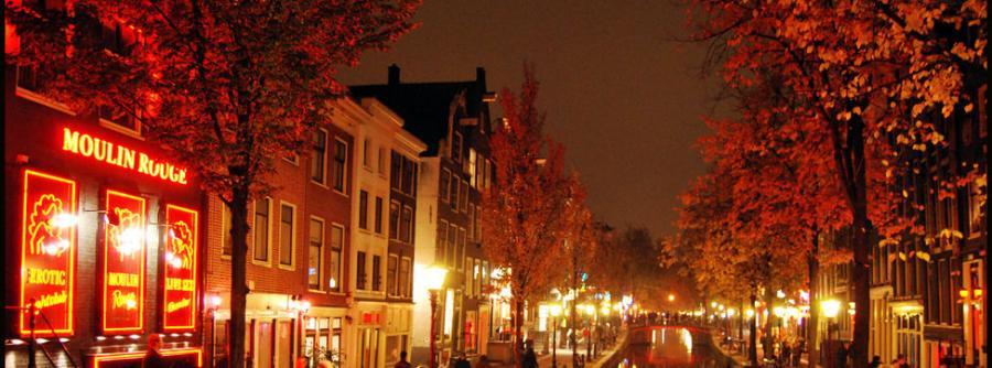 Actualidad Noticias El alcalde de Ámsterdam inaugura un burdel dirigido por prostitutas