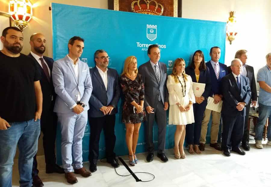 """Torremolinos Torremolinos El PP asegura que CSSP gestiona áreas de gobierno """"encubiertas"""" a cambio de no bloquear la aprobación de las cuentas municipales"""