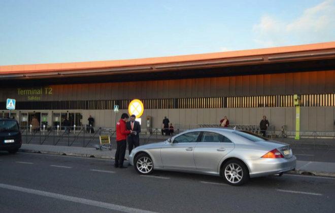 Turismo Turismo ¿Y si el aeropuerto pone servicio de aparcacoches a los viajeros?