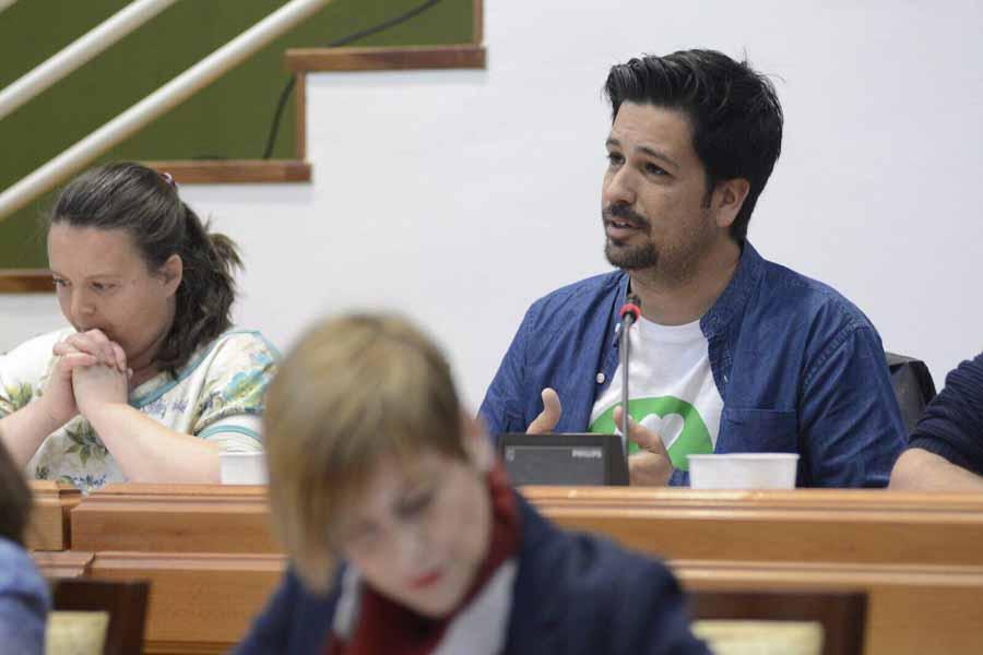Torremolinos Torremolinos CSSP/Podemos reivindica una playa accesible en Los Álamos