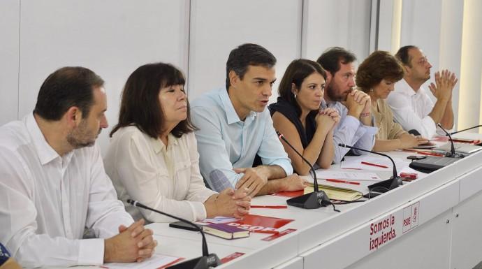 Actualidad Noticias El sueldo VIP de Pedro Sánchez deja temblando las arcas del PSOE, en mínimos