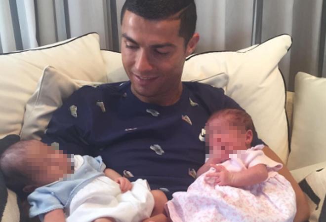 Actualidad Noticias Cristiano Ronaldo cambia su testamento para incluir a sus hijos recién nacidos, Eva y Mateo