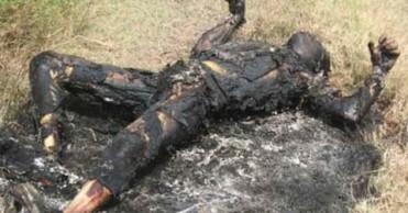 Actualidad Noticias Hallan un cadáver calcinado en la cuneta de la carretera de Estepona a Jubrique
