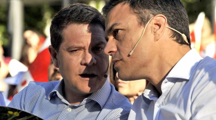 Actualidad Noticias Bombazo en el PSOE: Page se plantea elecciones en octubre tocado y casi hundido