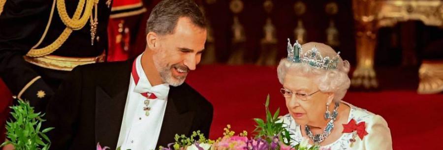 Actualidad Noticias Isabel II señala que ningún desafío afectará a las buenas relaciones entre España y Reino Unido