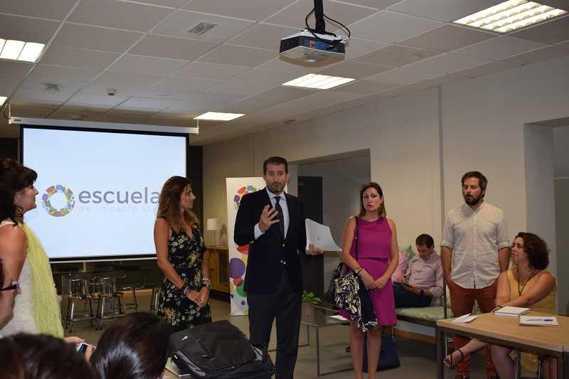 Málaga Málaga La Noria impulsa en los Espacios de Co-Creación 16 proyectos de emprendimiento social sobre medio ambiente, educación, inclusión, TICs, cultura y nutrición