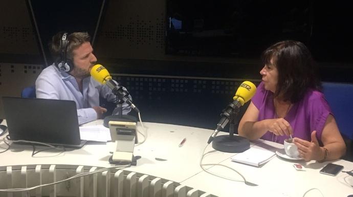 España España Narbona se queda en blanco preguntada por las naciones que hay en España