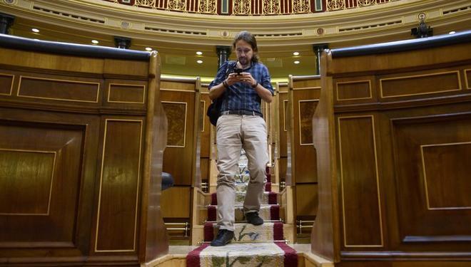 Actualidad Noticias Podemos gana casi 12 millones y es ya el partido más rentable