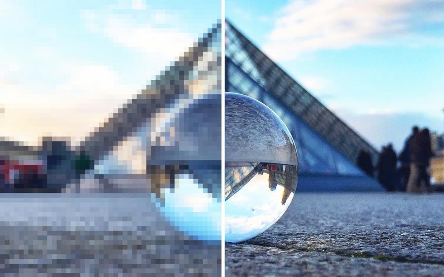 Tecnología Tecnología Google afirma que un nuevo algoritmo  es capaz de perfeccionar tus fotos antes de tomarlas