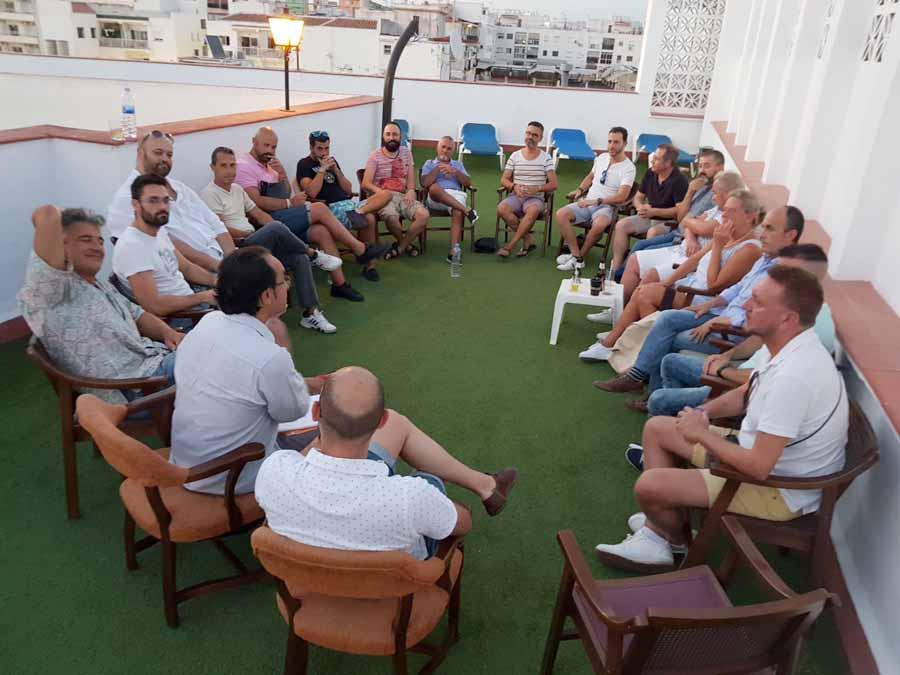 Torremolinos Torremolinos Primeros pasos para la creación en Torremolinos de un coro LGTB que será pionero en Andalucía
