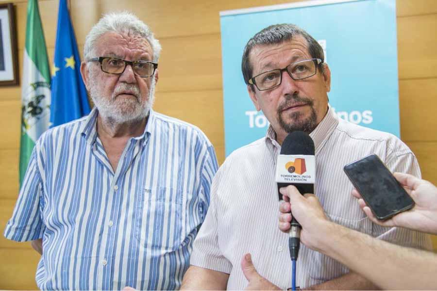 """Torremolinos Torremolinos Pedro Pérez sobre el convenio con Emaús: """"No hay ninguna persona en Torremolinos que se acueste sin comer"""""""