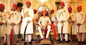 Actualidad Noticias En Jaipur aún existe un maharajá y se codea con los herederos de la corona británica