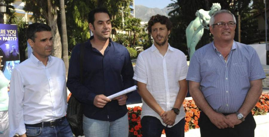 Actualidad Noticias Un partido local ofrece al PP la Alcaldía de Marbella para arrebatársela al PSOE