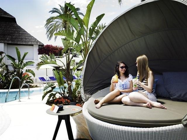 Turismo Turismo Las pernoctaciones hoteleras bajan un 0,13 en julio en Andalucía, con 6,57 millones