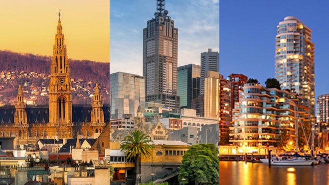 Actualidad Noticias Las 10 ciudades del mundo en las que se vive mejor