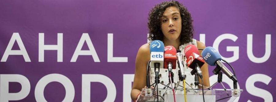Actualidad Noticias Nagua Alba convoca primarias en Podemos Euskadi y anuncia que no continuará como secretaria general