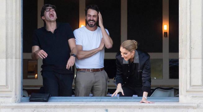 Gays Gays Pillamos al novio español de Celine Dion desatado en un bar gay de Torremolinos