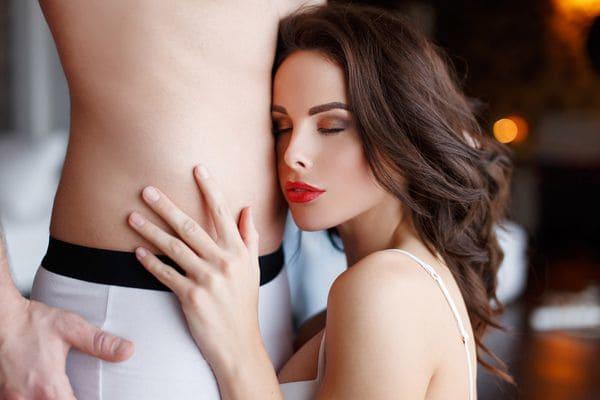Sexo Sexo Teabagging: la erótica práctica oral que enloquece a los hombres